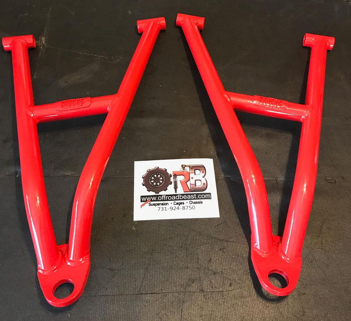 ORB Fabrication | RZR Suspension Parts & More