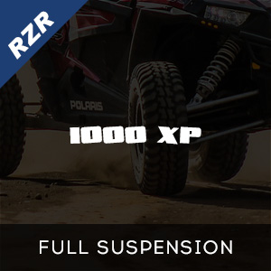 RZR 1000 XP Full Suspension
