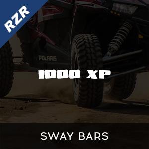 RZR 1000 XP Sway Bars