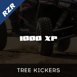 RZR 1000 XP Tree Kickers