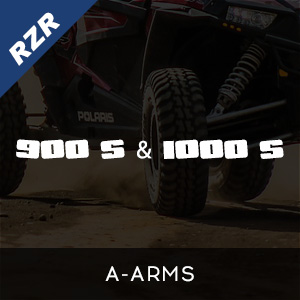 RZR 900 S 1000 S A-Arms