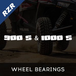 RZR 900 S & 1000 S Wheel Bearings