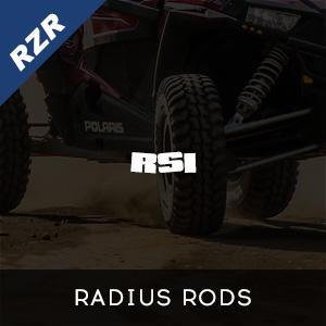 RZR RS1 Radius Rods