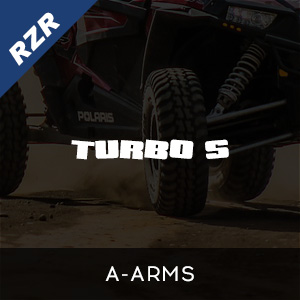 RZR Turbo S A-Arms