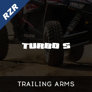 RZR Turbo S Trailing Arms