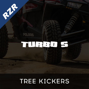 RZR Turbo S Tree Kickers