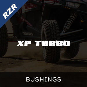 RZR XP Turbo Bushings