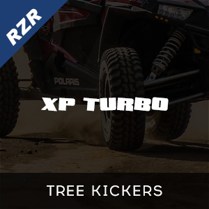 RZR XP Turbo Tree Kickers
