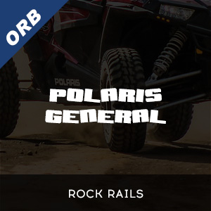 Polaris General Rock Rails