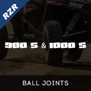 RZR 900 S & 1000 S Ball Joints