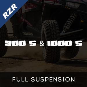 RZR 900 S & 1000 S Full Suspension