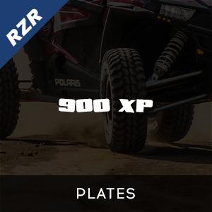 RZR 900 XP Plates