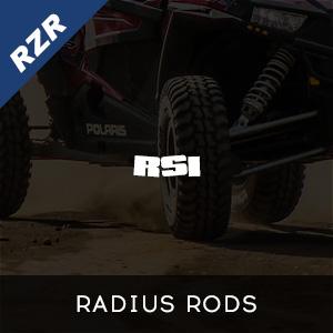 RZR RS1 Radius Rods