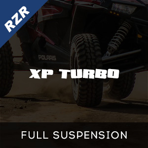 RZR XP Turbo Full Suspension