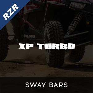 RZR XP Turbo Sway Bars