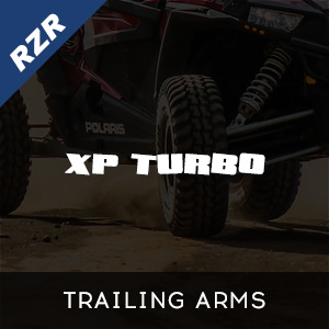 RZR XP Turbo Trailing Arms