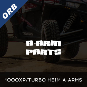 1000xp/Turbo Heim A-arms