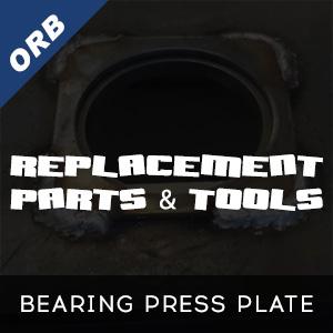 Bearing Press Plate