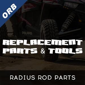 Radius Rod Parts