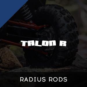 Talon R - Radius Rods